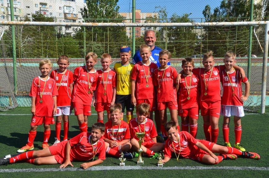В Черноморске прошёл турнир по футболу (+фото), фото-1