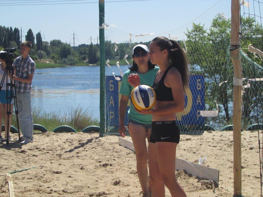 В Северодонецке проходит турнир по пляжному волейболу среди женщин (ФОТО), фото-7