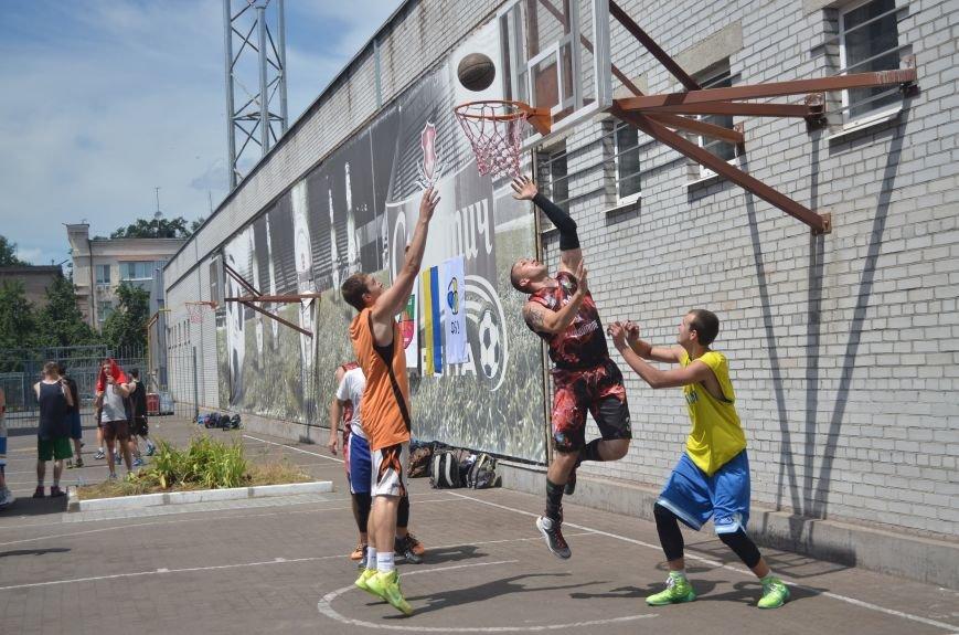В Запорожье прошел стритбольный турнир, - ФОТОРЕПОРТАЖ, фото-1