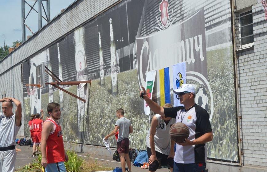 В Запорожье прошел стритбольный турнир, - ФОТОРЕПОРТАЖ, фото-22