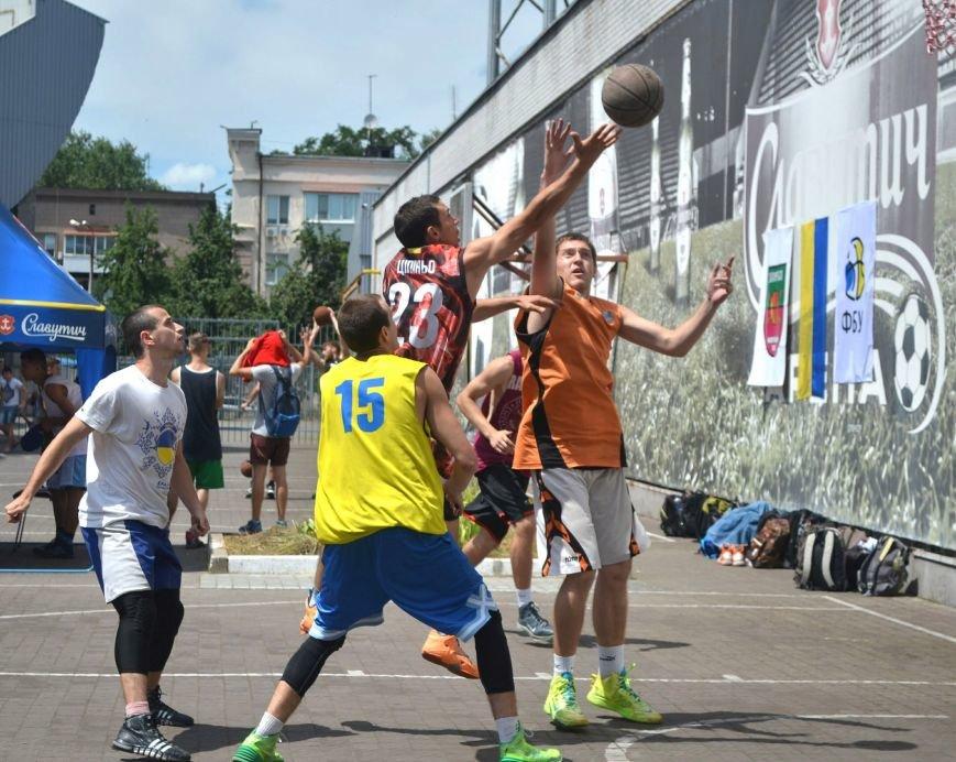 В Запорожье прошел стритбольный турнир, - ФОТОРЕПОРТАЖ, фото-14