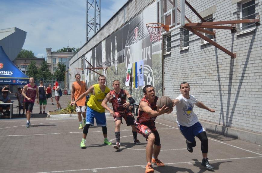 В Запорожье прошел стритбольный турнир, - ФОТОРЕПОРТАЖ, фото-15