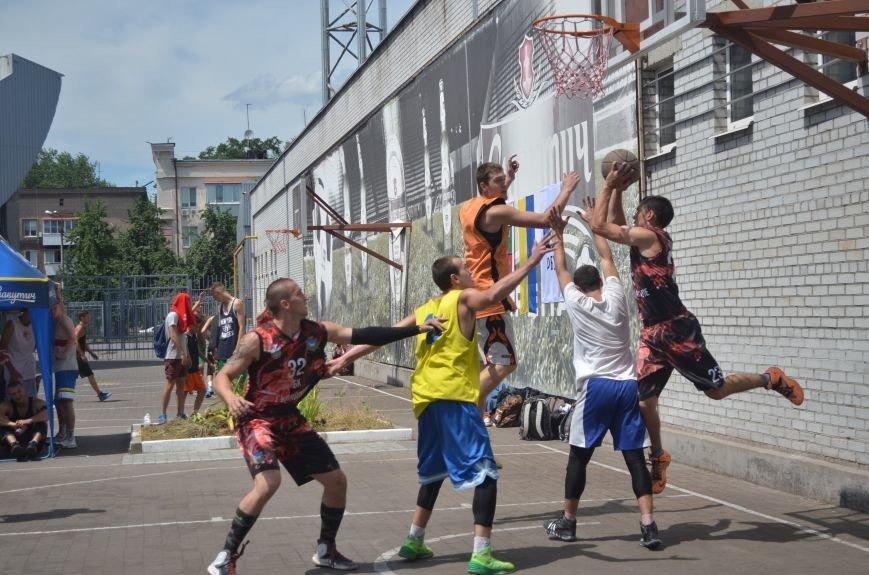 В Запорожье прошел стритбольный турнир, - ФОТОРЕПОРТАЖ, фото-19