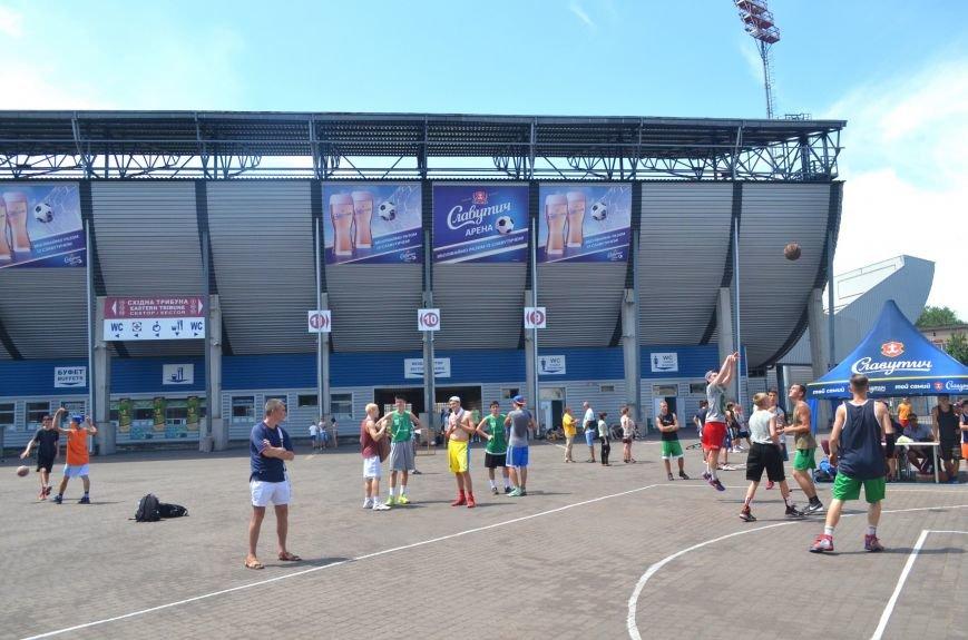 В Запорожье прошел стритбольный турнир, - ФОТОРЕПОРТАЖ, фото-16