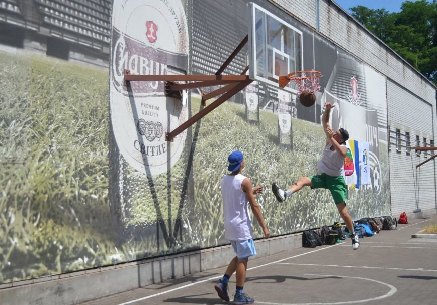 В Запорожье прошел стритбольный турнир, - ФОТОРЕПОРТАЖ, фото-9