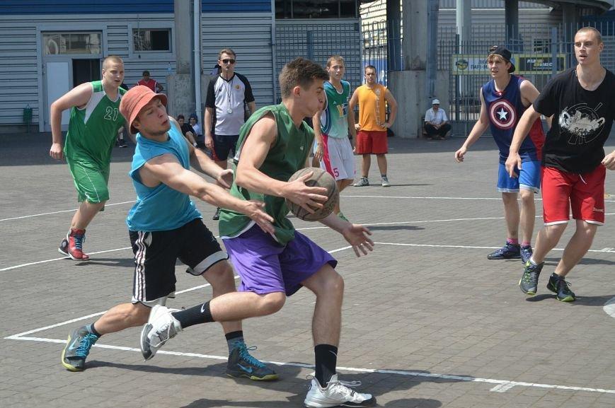 В Запорожье прошел стритбольный турнир, - ФОТОРЕПОРТАЖ, фото-8