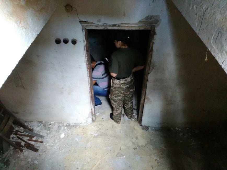 Целый арсенал боеприпасов обнаружен в гараже Бердянска, фото-2