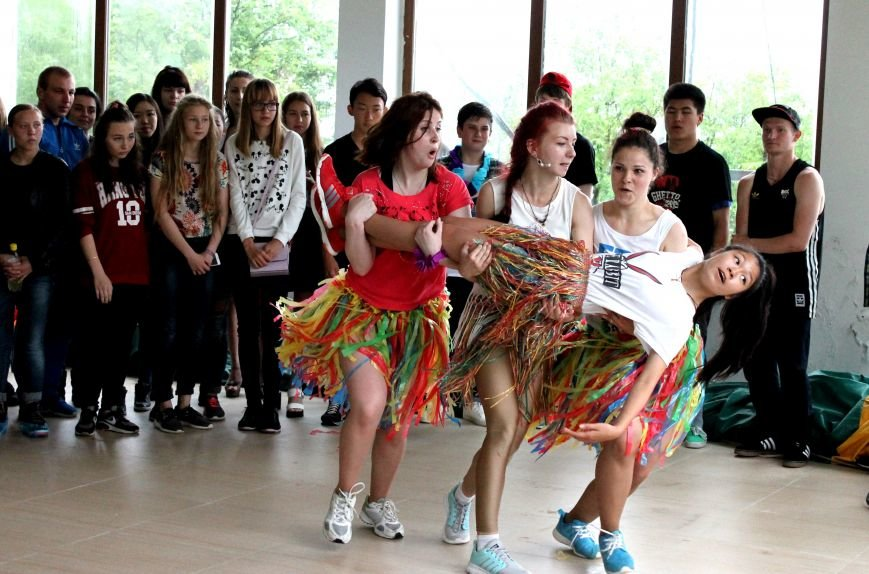 На Сахалинском «Горном воздухе» состоялся танцевальный поединок, фото-1