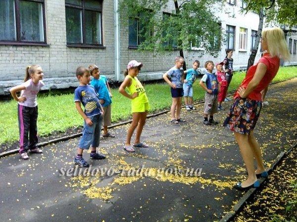 Как проходит летний отдых в горняцком пришкольном лагере «Непоседы», фото-4