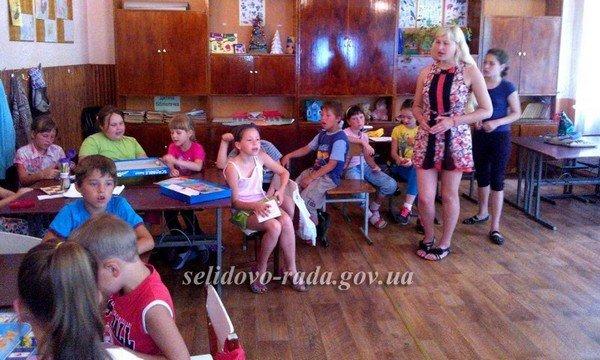 Как проходит летний отдых в горняцком пришкольном лагере «Непоседы», фото-1