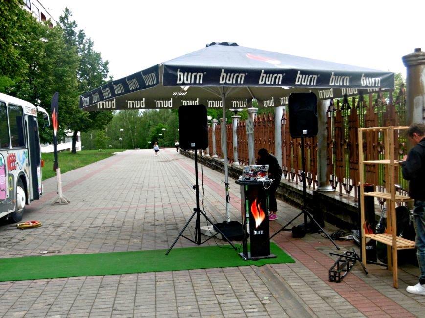 Парикмахерская на колесах бесплатно работает в Новополоцке. Фотофакт, фото-3