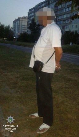 В Сумах на Лушпы остановили пьяного водителя (ФОТО), фото-2