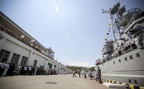 Десантный корабль назвали именем погибшего героя АТО (ФОТО), фото-1