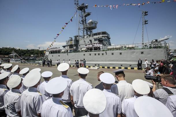 Десантный корабль назвали именем погибшего героя АТО (ФОТО), фото-9