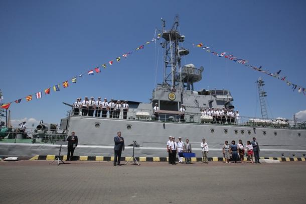 Десантный корабль назвали именем погибшего героя АТО (ФОТО), фото-7