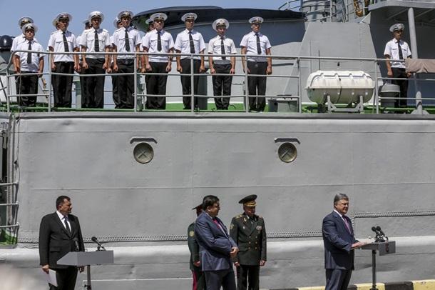Десантный корабль назвали именем погибшего героя АТО (ФОТО), фото-3