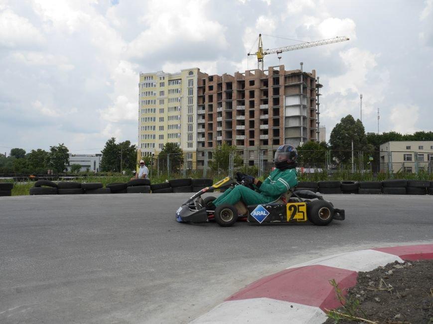 Тернопіль побив рекорд по кількості учасників у змаганнях з картингу (Фото), фото-11