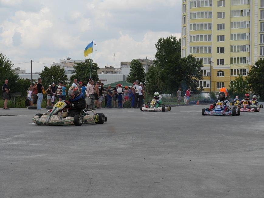 Тернопіль побив рекорд по кількості учасників у змаганнях з картингу (Фото), фото-10