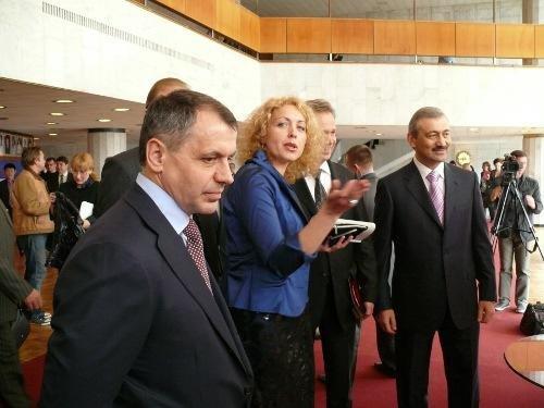 Екатерина Юрченко и Василий Джарты