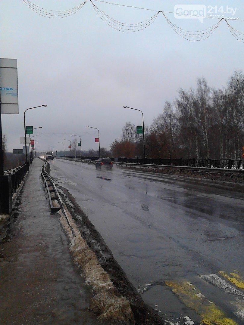 Мост через Западную Двину в Новополоцке отремонтируют. Движение по нему с 5 июля будет ограничено, фото-1