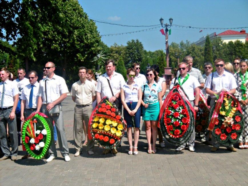 Как в Полоцке отметили День независимости, фото-3