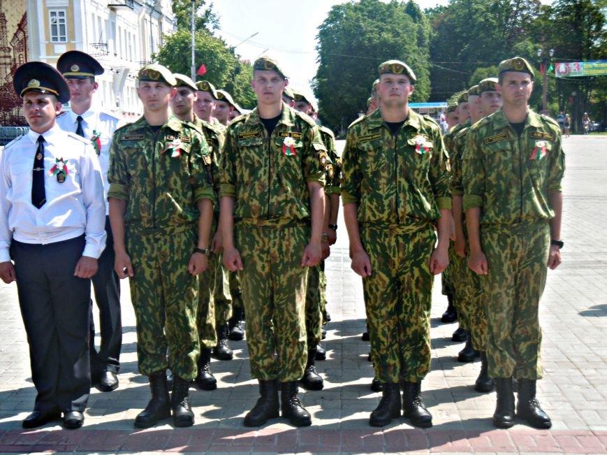 Как в Полоцке отметили День независимости, фото-5