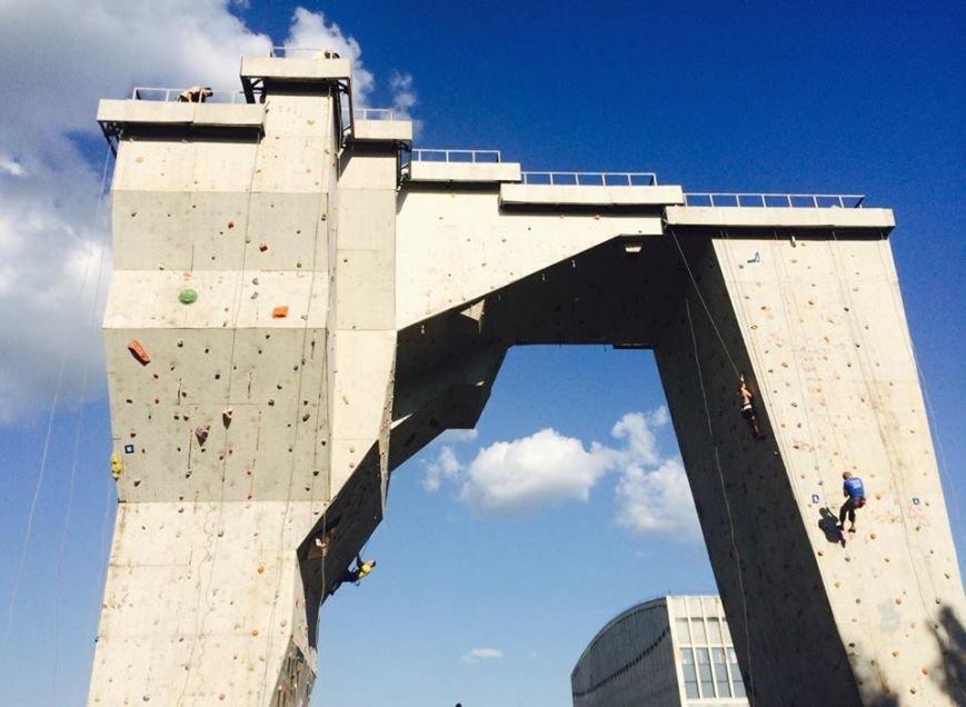 В Харькове состоялись соревнования по скалолазанию, посвященные памяти погибших альпинистов (ФОТО), фото-2
