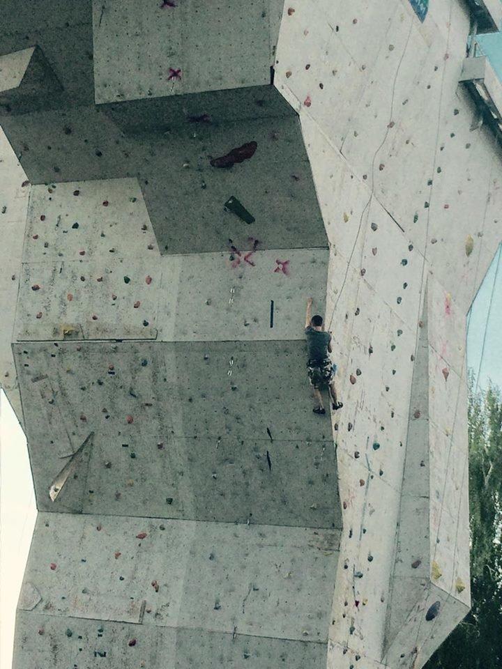 В Харькове состоялись соревнования по скалолазанию, посвященные памяти погибших альпинистов (ФОТО), фото-4