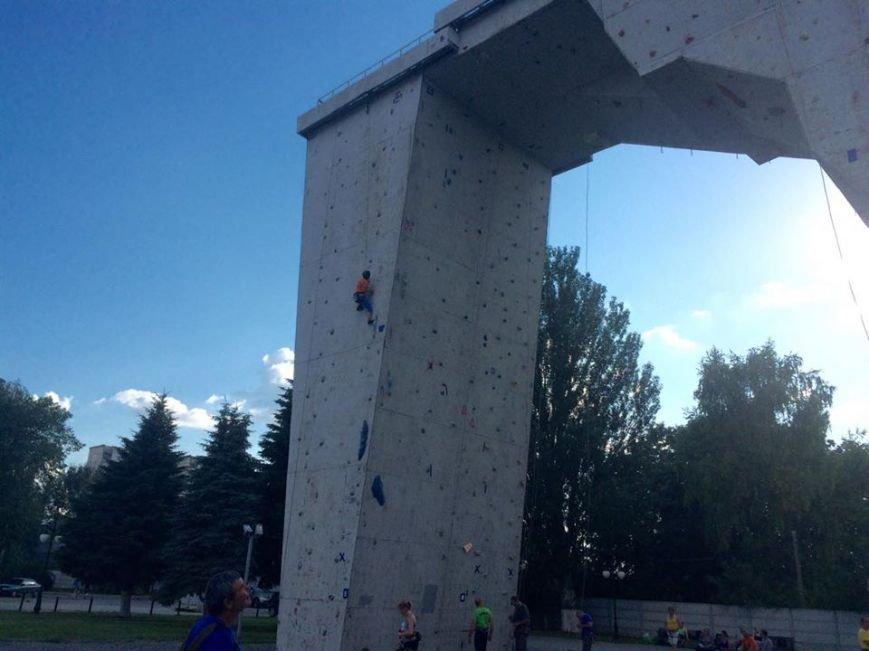 В Харькове состоялись соревнования по скалолазанию, посвященные памяти погибших альпинистов (ФОТО), фото-5