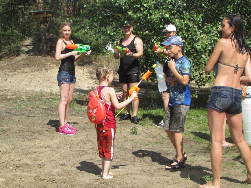 В Северодонецке прошли «водные бои» (ФОТО), фото-3