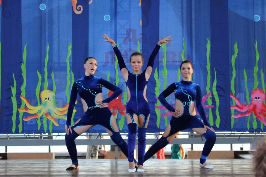 Бердянцы отпраздновали День Нептуна (ФОТО), фото-7