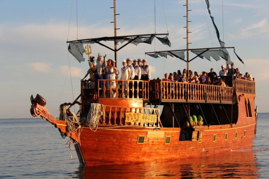Бердянцы отпраздновали День Нептуна (ФОТО), фото-9