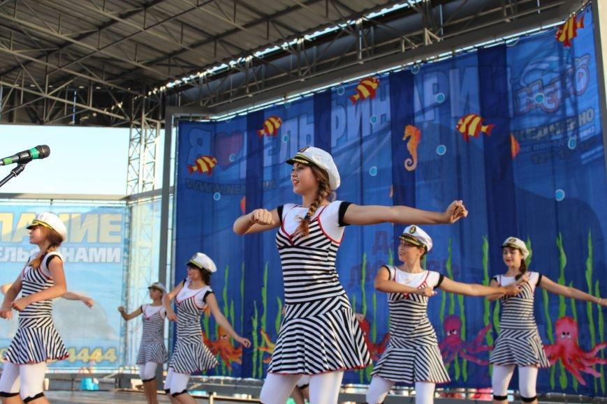 Бердянцы отпраздновали День Нептуна (ФОТО), фото-1