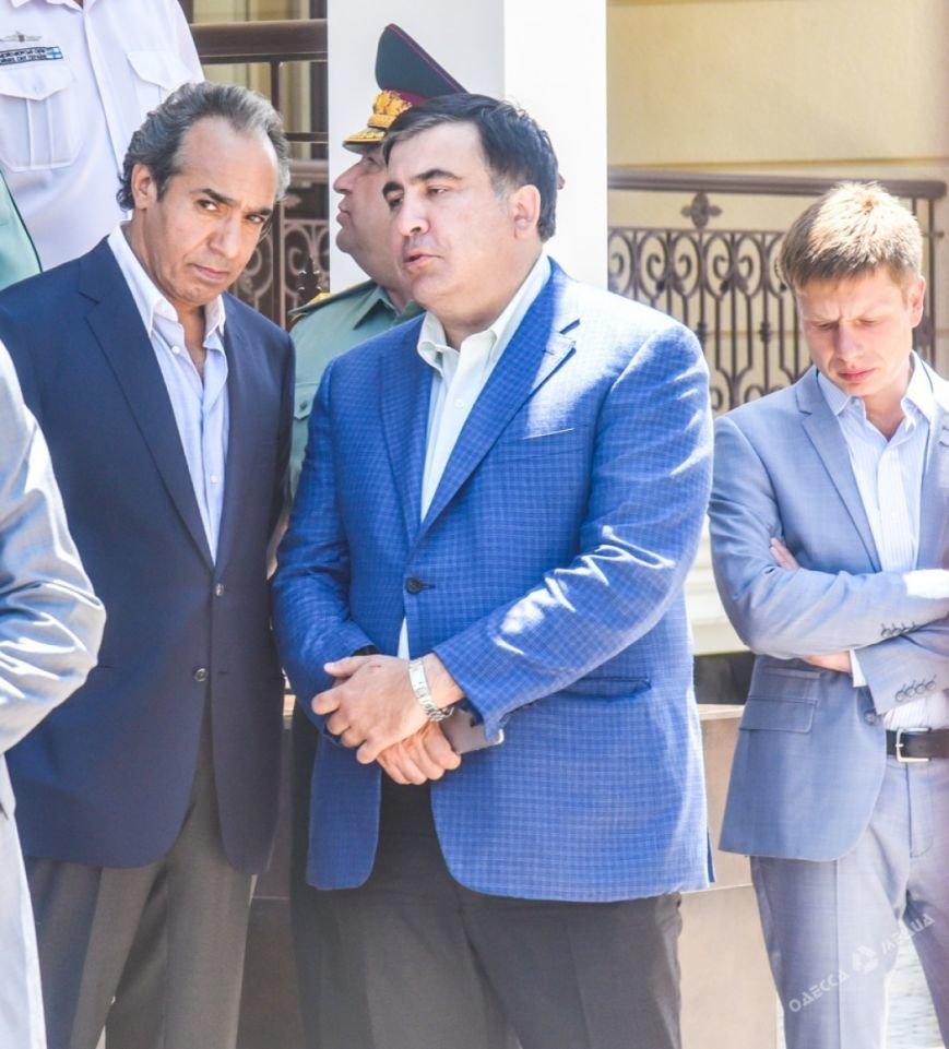 Визит Порошенко в Одессу: что осталось за кадром (фото), фото-6