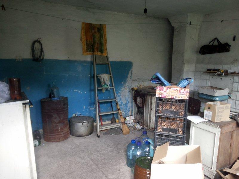 Житель Новогродовки вырастил целую плантацию конопли, фото-1