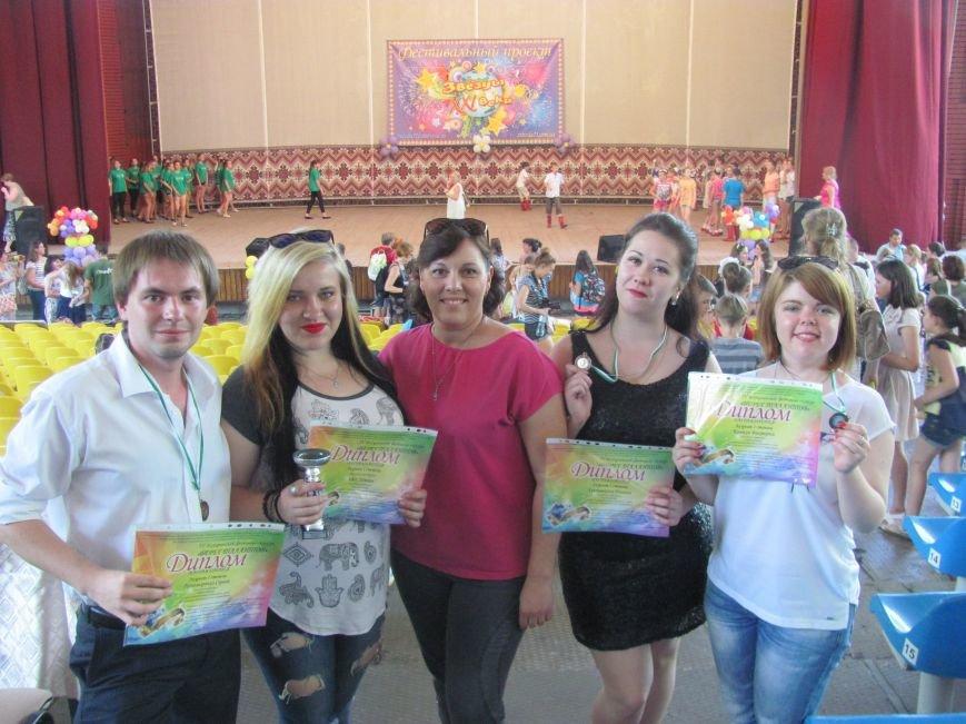 Студенти СумДУ взяли участь у Всеукраїнському фестиваль–конкурсі «Берег талантів» (ФОТО), фото-1