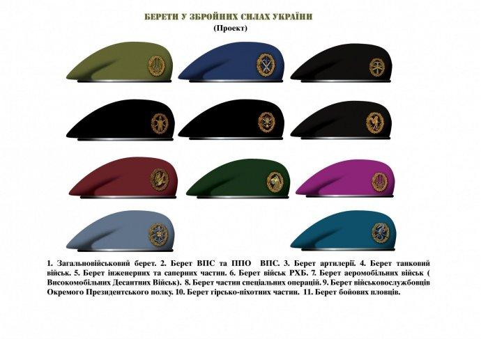 ФОТО: Нова форма української армії, фото-2