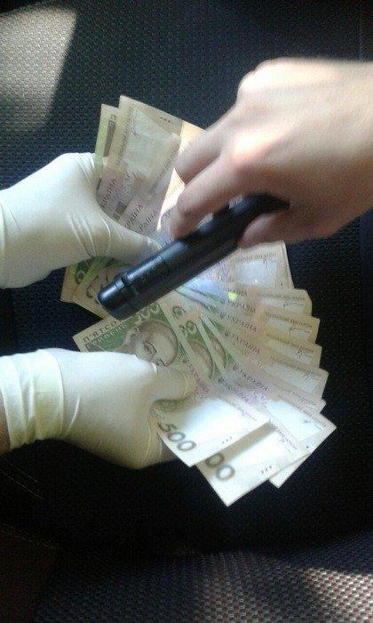 В Донецкой области на взятке попался председатель военно-врачебной комиссии военкомата (ФОТО), фото-2