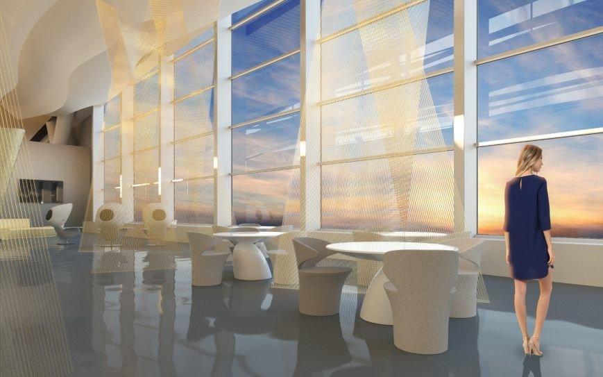 Стало известно как будут выглядеть бизнес-залы нового аэропорта Ростова, фото-2