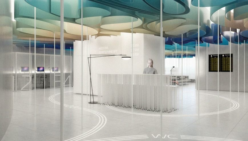 Стало известно как будут выглядеть бизнес-залы нового аэропорта Ростова, фото-1