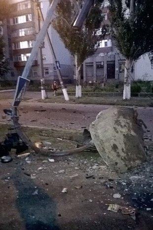 В Бердянске столкнулись два внедорожника, в одном из них ехали полицейские (ФОТО), фото-2