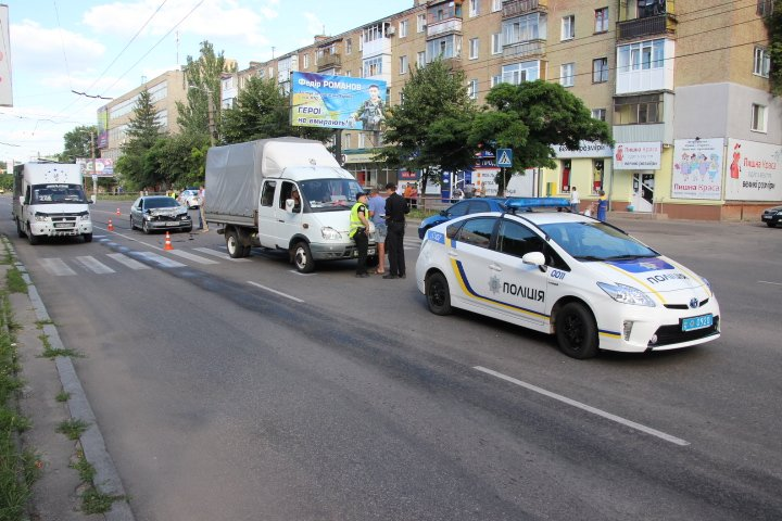 ДТП в Кировограде: BMW протаранила ГАЗЕЛЬ (ФОТО), фото-4