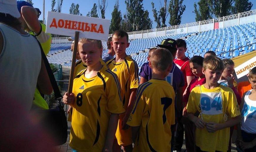 Юная спортсменка из Мирнограда привезла в родной город три медали, фото-1