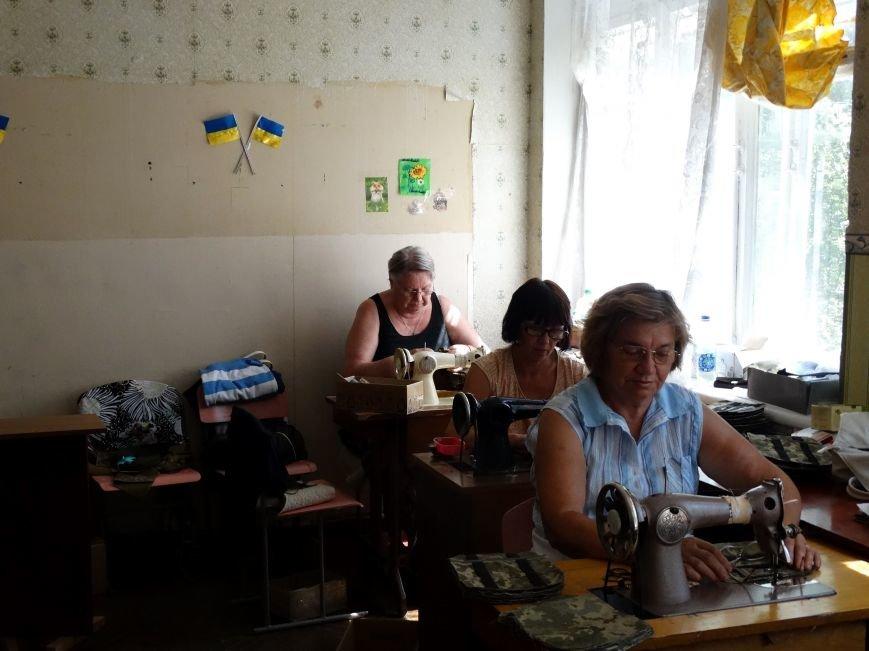 Мэр Сум встретился с волонтерами СББ «Тыл» (ФОТО), фото-3