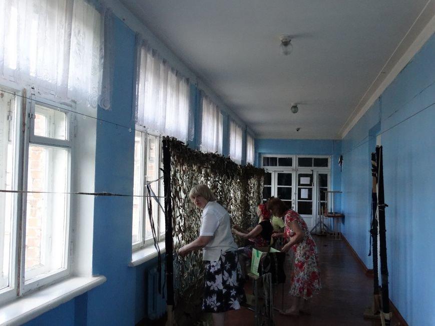 Мэр Сум встретился с волонтерами СББ «Тыл» (ФОТО), фото-1