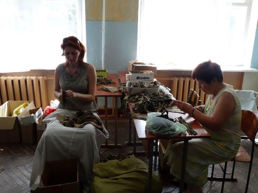 Мэр Сум встретился с волонтерами СББ «Тыл» (ФОТО), фото-5