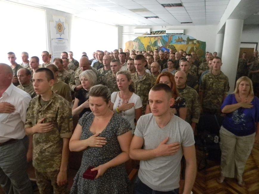 Шестеро запорожских АТОшников получили награды от Президента, фото-2