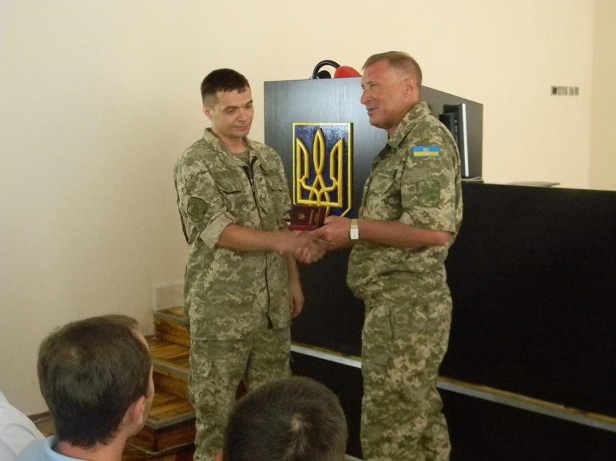 Шестеро запорожских АТОшников получили награды от Президента, фото-4