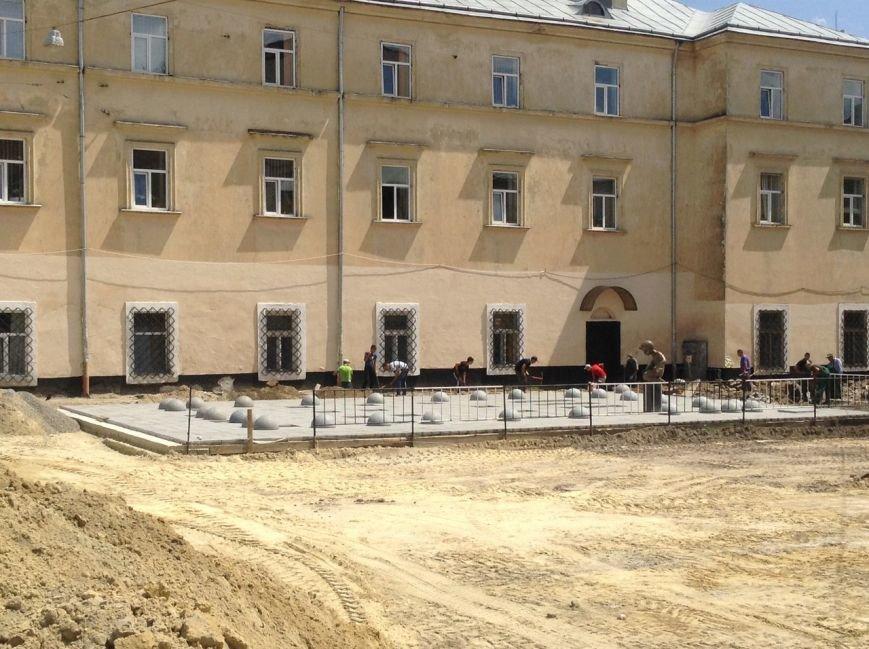 Як у Львові тривають роботи з реконструкції площі Митної (ФОТО), фото-2