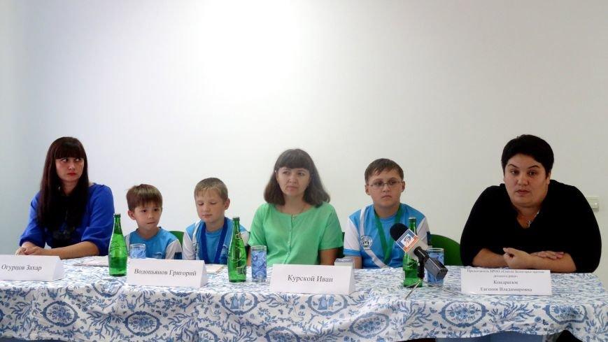 Великолепная семёрка. Победившие онкологию дети рассказали об участии в международных играх, фото-1